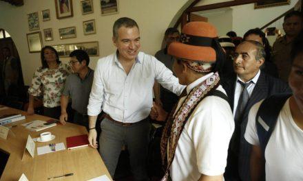 ACUERDO A LA VISTA | Ejecutivo y los comuneros de Las Bambas afinan detalles