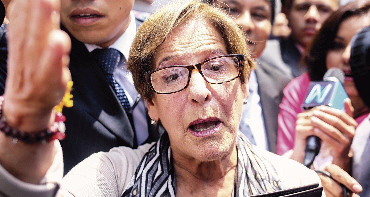 ¿OTRA ESTRATEGIA SUSANITA? | Exalcaldesa sufre problemas de salud y justifica inasistencia al Congreso