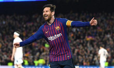 YA HUELE A CAMPEÓN | Barcelona goleó 3-0 al United por los cuartos de final de Champions League (VÍDEO)