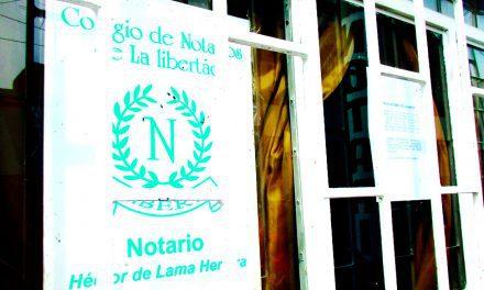 DETENIDO, AL FIN | Cae exnotario prófugo con DNI falso