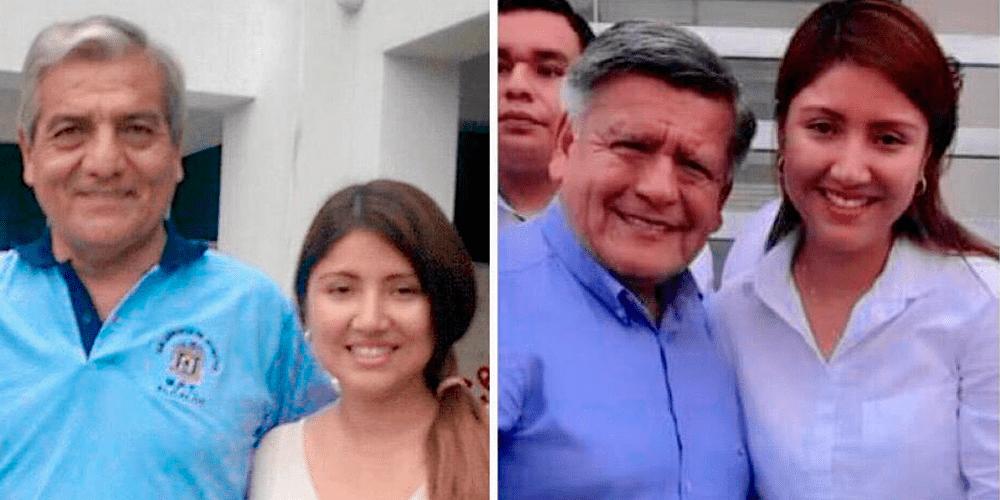 CÓMO HAS CAMBIADO, PELONA | Exregidora de Elidio Espinoza ahora se declara fiel militante de APP