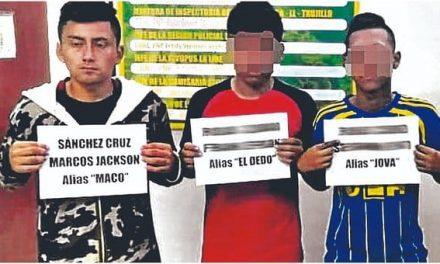 NIÑOS MALOS | Detienen a menores que asaltaron a adolescente