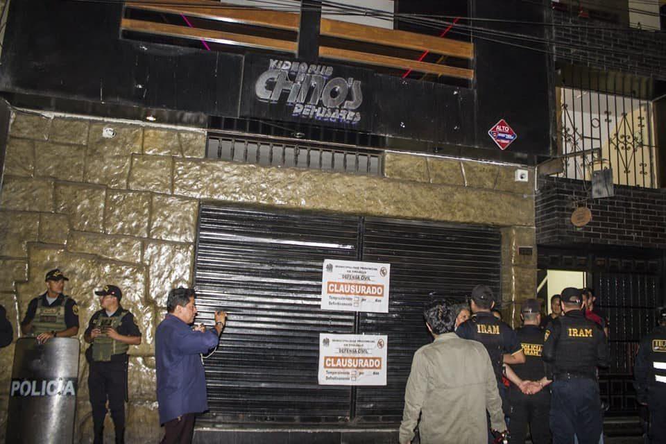 TRUJILLO: NO ABRIRÁN SUS PUERTAS | Conocidos locales El Pezón y Chino's son clausurados