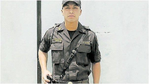 CÁRCEL PARA POLICÍA | 9 meses de prisión preventiva para agente que habría violado a mujer en cantina