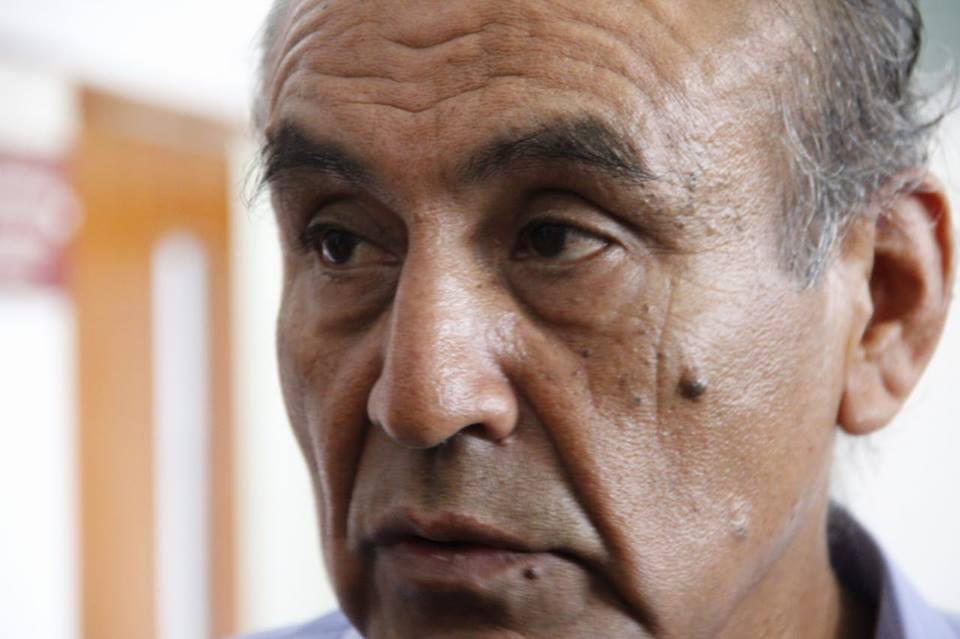 ¿FALTA DE LOGÍSTICA? |  Daniel Marcelo a la espera de apoyo de la policía para cerrar mercado La Hermelinda