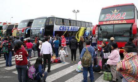MEDIDAS NECESARIAS | Terminal de Yerbateros fue clausurado temporalmente por faltas graves de seguridad