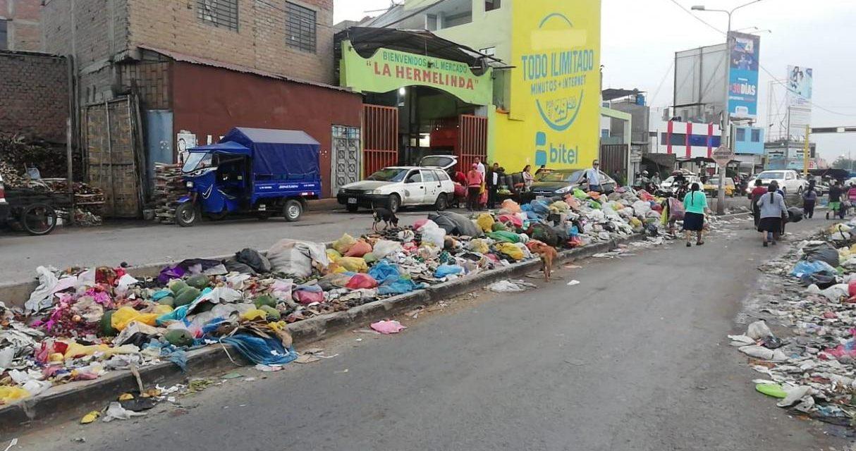 CON LAS HORAS CONTADAS | Alcalde Daniel Marcelo advierte sobre cierre del mercado La Hermelinda