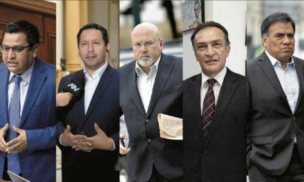 ESTO ESTÁ QUE QUEMA | Investigan a congresistas involucrados en 'Los temerarios del crimen'