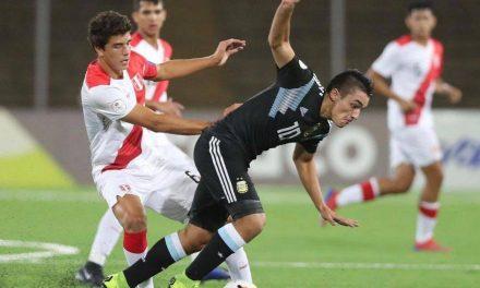 PUNTO QUE SUMA | Perú empató 0-0 con Argentina en  Hexagonal Final del Sudamericano Sub 17