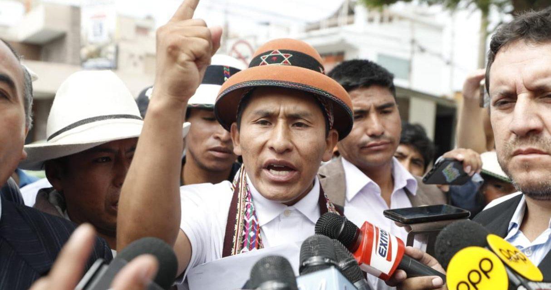 POR BUEN CAMINO | Comuneros anuncian desbloqueo de vías hasta llegada Premier