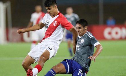 DE MAL EN PEOR | Perú perdió 2-0 con Paraguay y se complica en torneo Sub 17 (FOTOS)