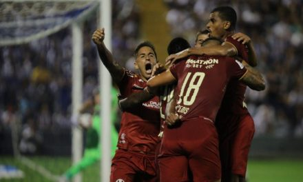 TE GANÉ EN TU CASA, COMPADRE | Universitario venció a Alianza Lima por 3-2 en el propio Matute (VÍDEO Y FOTOS)