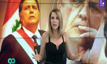 FIEL A SU ESTILO | Periodista Juliana Oxenford sobre muerte de Alan García: «Suicidarse es un acto cobarde»