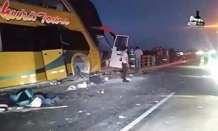 ALAN GARCÍA: VIAJE FATAL | Al menos 8 muertos deja accidente de bus que transportaba a delegación aprista