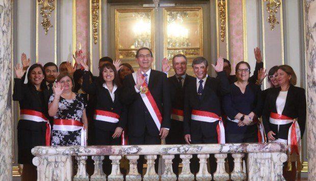 MUJERES SON MAYORÍA | Por primera vez en la historia peruana hay más mujeres que hombres en Gabinete Magisterial