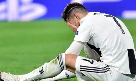 LLORANDO SE FUE | CR7 y compañía fueron eliminados por 1-2 ante un sorprendente Ajax (FOTOS Y VÍDEO)
