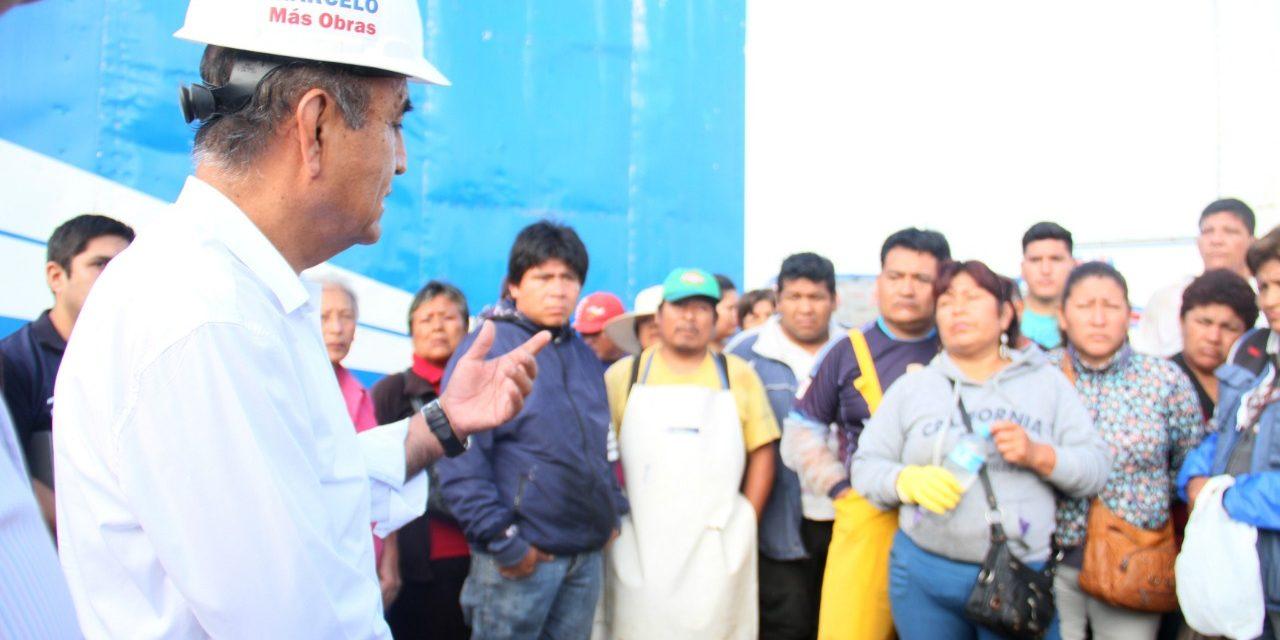 TRUJILLO: IRÁN A OTRO LUGAR | Anuncian reubicación de Terminal Pesquero de Buenos Aires
