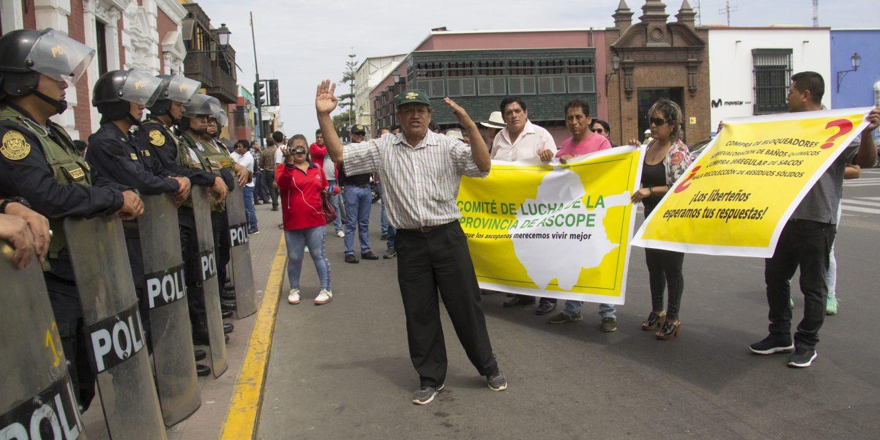RECHAZAN MEDIDA | Ascopanos no acatarán cierre de terminal terrestre Santa Cruz y anuncian paro
