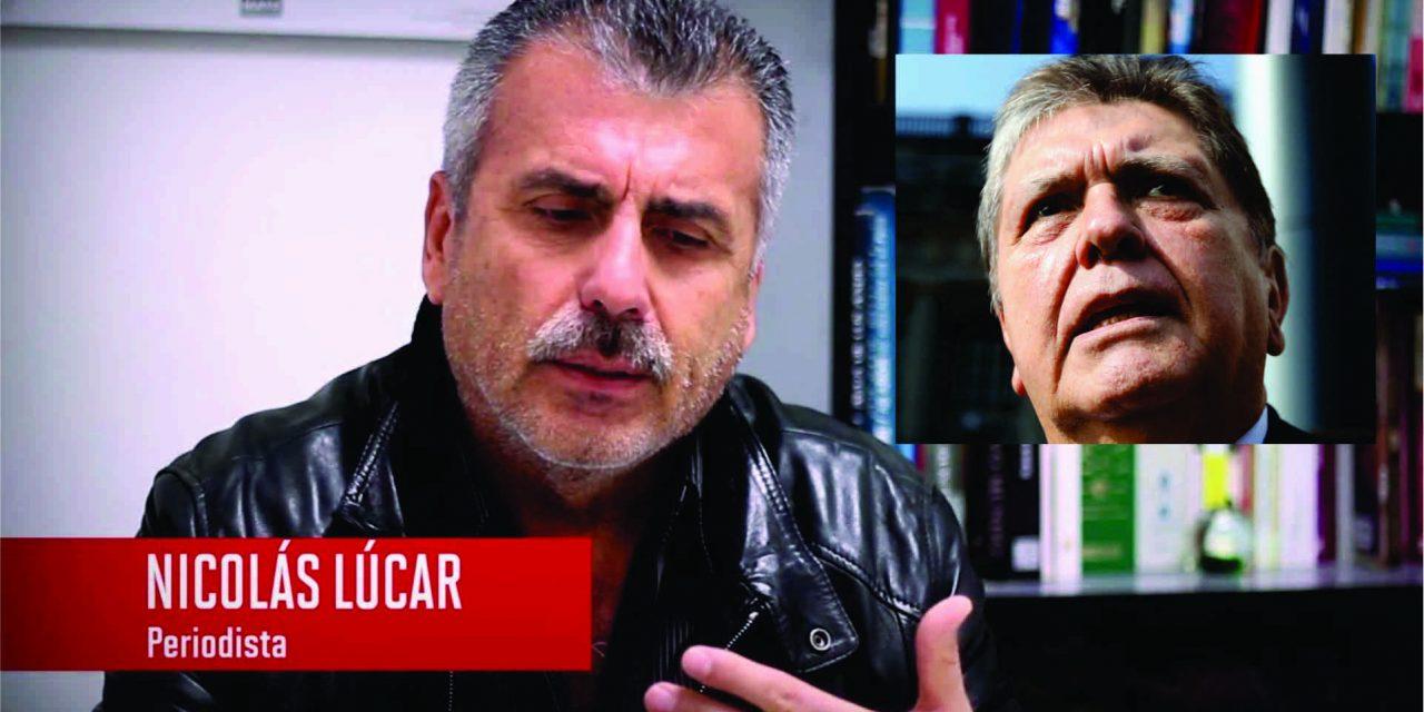 EL ANÁLISIS DE LÚCAR | Periodista detalla cuáles fueron las razones que llevaron a Alan García al suicidio (VÍDEO)