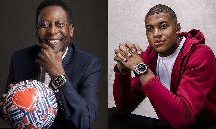 EL REY MUY DELICADO | Pelé es hospitalizado en París tras participar en evento con Mbappé