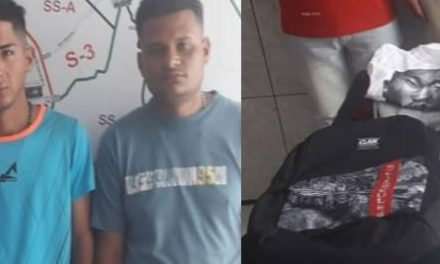 TRUJILLO: ROBO FRUSTRADO | Detienen a venezolanos con ropa robada