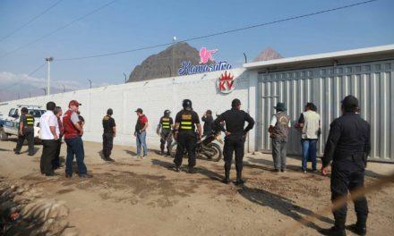 INTERVIENEN A VENEZOLANAS EN EL 'KAMASUTRA' | POLICÍA LLEGÓ HASTA CONOCIDO BURDEL