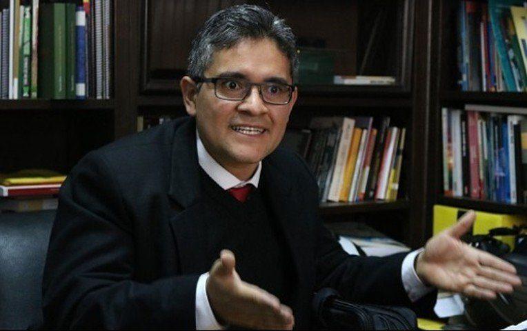 RESPETA PUES MARTÍN | José Domingo Pérez a Vizcarra: «Se solicita respeto a la  administración de justicia»