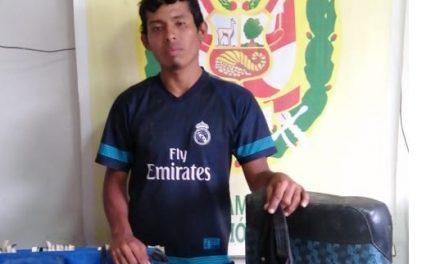 Trujillo: NO PUDO ESCAPAR | Ladrón cae robando autopartes