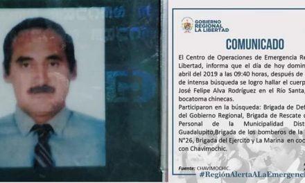 TRISTE NOTICIA | Hallan cuerpo de trabajador que cayó a canal de Chavimochic