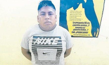 DIRECTITO A LA CÁRCEL | 9 meses de prisión preventiva para sujeto que abusó de mujer embarazada