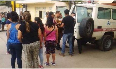 LA LIBERTAD: CASI NO LA CUENTAN | Dos heridos de gravedad deja choque de motocicletas