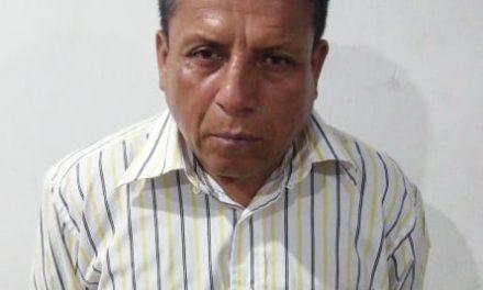 TRUJILLO: YA FUISTE, 'CHATO ROBERT' | Presunto delincuente cae recibiendo cupo