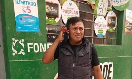 LA LIBERTAD: TERROR EN ASCOPE | Asaltan y rompen la cabeza a comerciante