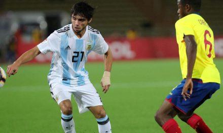 POLÉMICA CLASIFICACIÓN | Argentina cae por 4-1 ante Ecuador y deja fuera a Perú del Mundial SUB17 (VÍDEO)