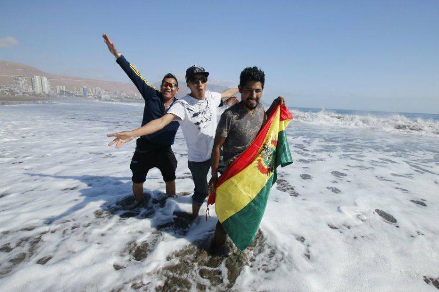 EL MAR ESTÁ CERCA   Bolivia podría tener salida por el Atlántico gracias a acuerdo de 2018