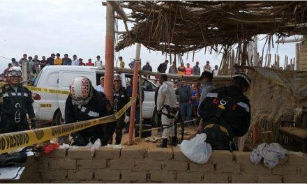 TRÁGICO FINAL | Encuentran cuerpos de dos hombres dentro de un pozo (FOTOS)
