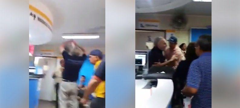 ¡SE VOLVIÓ LOCO! | Hombre pierde los papeles y arma escándalo en hospital por ineficiente servicio a su esposa