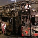AHORA LAS VERÁN NEGRAS | Fiscalía solicita 9 meses de prisión preventiva para chofer y ayudante de Sajy Bus