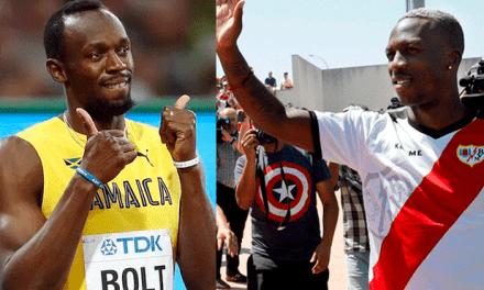 EL RETO DEL AÑO | La Liga española le envió un mensaje a Usain Bolt por decir que no conocía Luis Advíncula