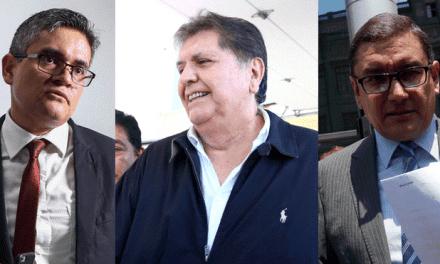 EN LA MIRA | Abren investigación contra fiscales Pérez y Amenabar