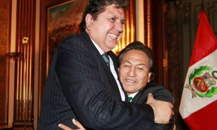 LA CONCHA DE TOLEDO | Alejandro Toledo afirma sentirse apenado por la muerte de Alan García y preocupado por la salud de PPK