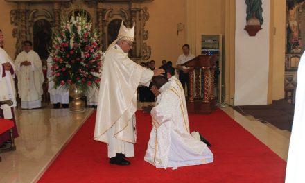 EN NOMBRE DEL SEÑOR | Ordenarán a cinco nuevos  sacerdotes y tres diáconos