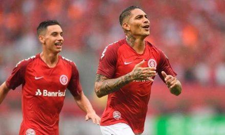 OU GUERREIRO CHEGOU | Paolo anotó un golazo ante Caixas en su reaparición (VÍDEO)