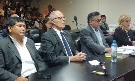 MÁS FIRMES QUE NUNCA | Fiscalía no cambia prisión preventiva por detención domiciliaria contra PPK