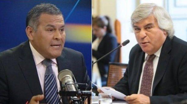 SE ARMÓ LA BRONCA | Exabogado de Alan García y Fernando Olivera protagonizan enfrentamiento