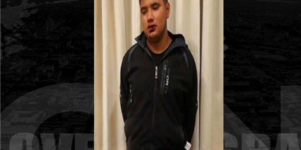 NO PUDO ESCAPAR | Atrapan a sujeto que participó en robó de camión lleno de cajas de cerveza
