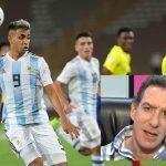 LA GRAVE ACUSACIÓN DEL 'COLORAO'   Eddy Fleishman: «Argentina le 'devolvió' el favor a Ecuador» (VÍDEO)
