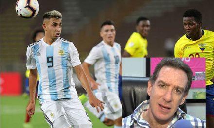 LA GRAVE ACUSACIÓN DEL 'COLORAO' | Eddy Fleishman: «Argentina le 'devolvió' el favor a Ecuador» (VÍDEO)