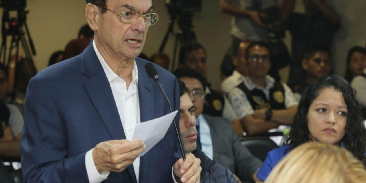 SIGUE LA EMBARRADERA | Miguel Atala: «Le entregaba dinero hasta en Palacio de Gobierno»