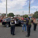 LOS ASESINATOS NO PARAN   Sicarios matan a balazos a tres personas en Trujillo
